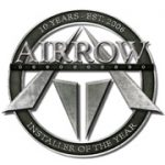 Airrow Heating logo